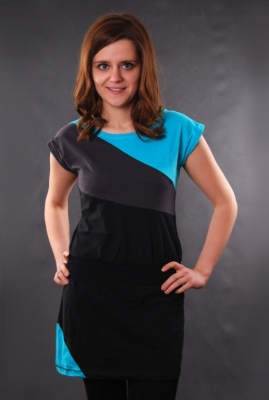 Sublevel Kleid Black