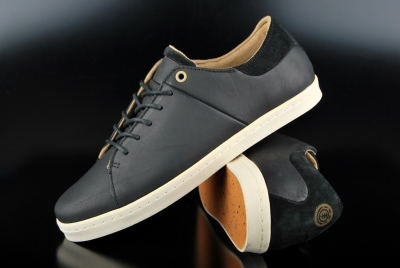 Element Becker Schuh Black Khaki