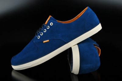 Element Topaz Suede Dark Denim Dijo Sneaker