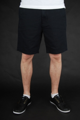 Globe Hose Goodstock Chino Walkshort Black