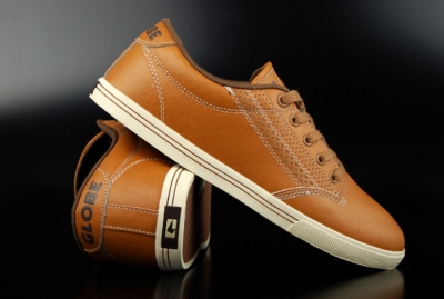 Globe Skaterschuh Lighthouse Slim Tequila Brogue