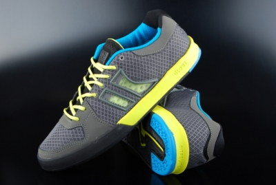 Globe Schuh Lift Charcoal Black Acid Green