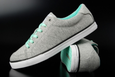Kustom Girls Sneaker Kramer light Grey