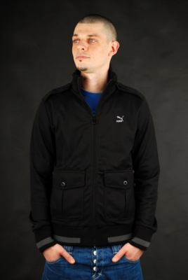 Puma Jacke Kozyndan Edition Track Top Black