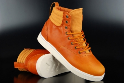 Supra Schuh Henry High Honey White