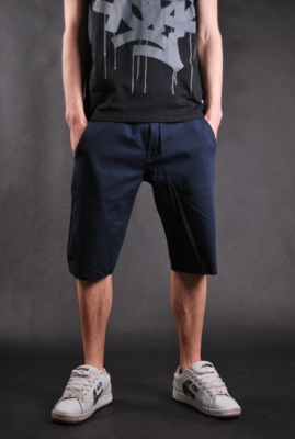 Zoo York Timber Washed Navy Shorts